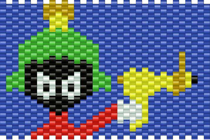 marvin the martian ray gun