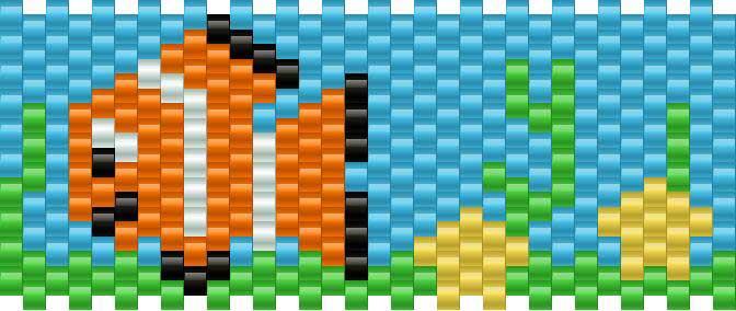 Nemo Kandi Pattern