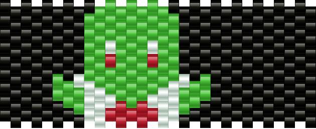 Nova Kandi Pattern