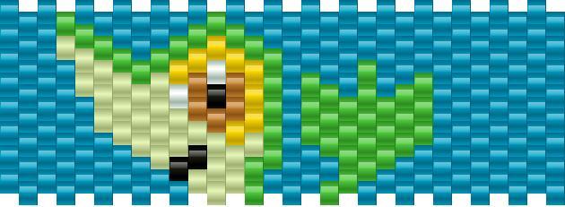 Smugleaf Kandi Pattern