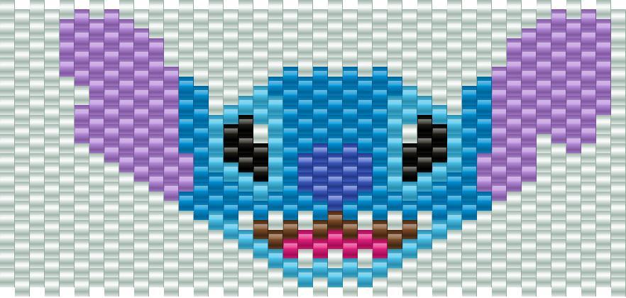 Stitch Kandi Pattern