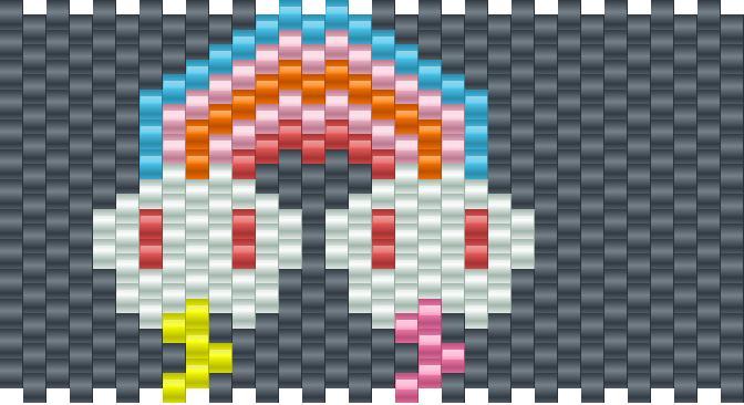 tokidoki rainbow