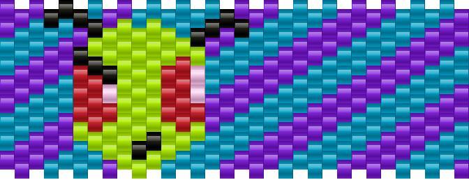 Zim Kandi Pattern