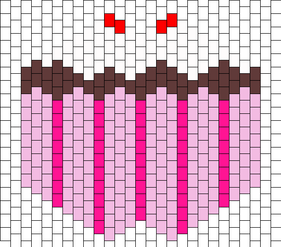 Cupcake Mask