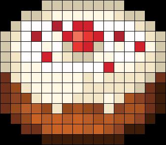 Minecraft Cake (New Texture)