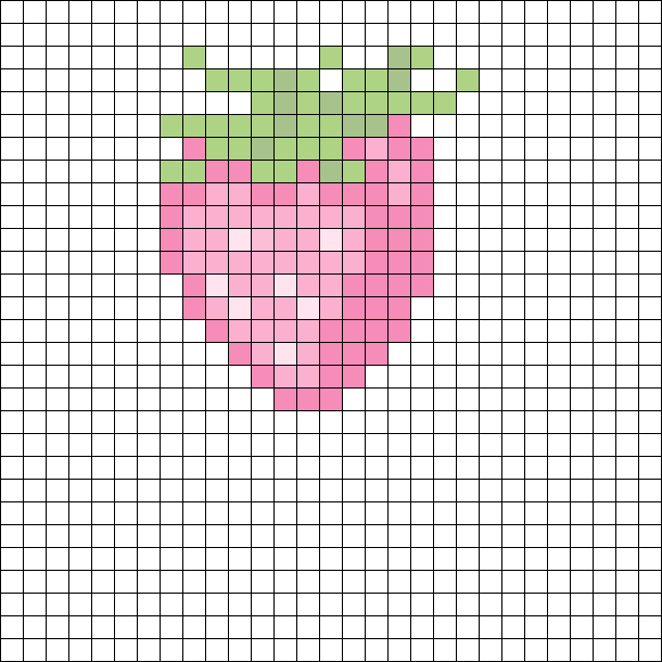Pink Strawberry ( I Messed Up A Little )