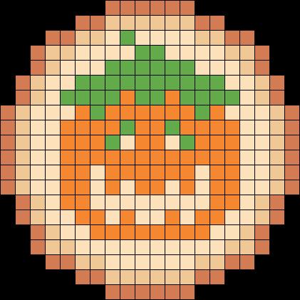 Pillsbury Halloween Pumpkin Cookie