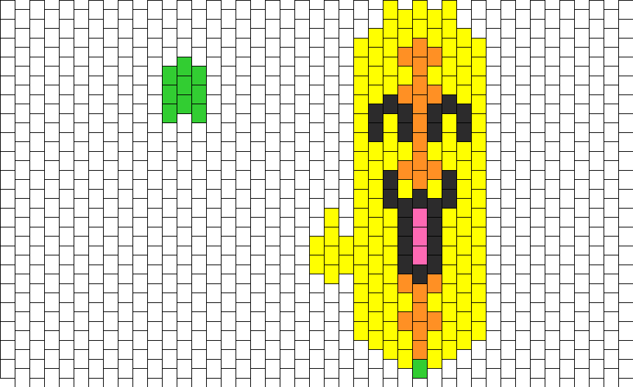 FU Banana Tie
