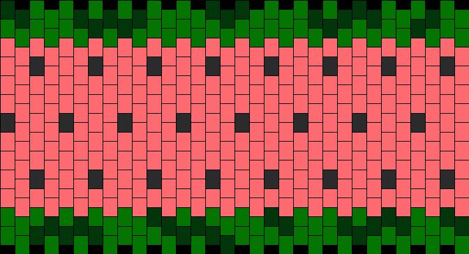 Wtermelon Multistich