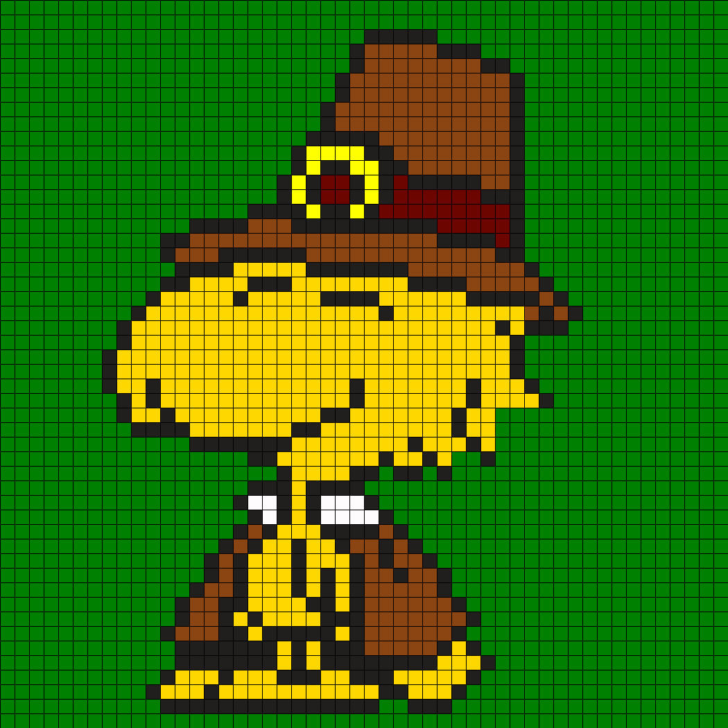 Thanksgiving Pilgrim Woodstock