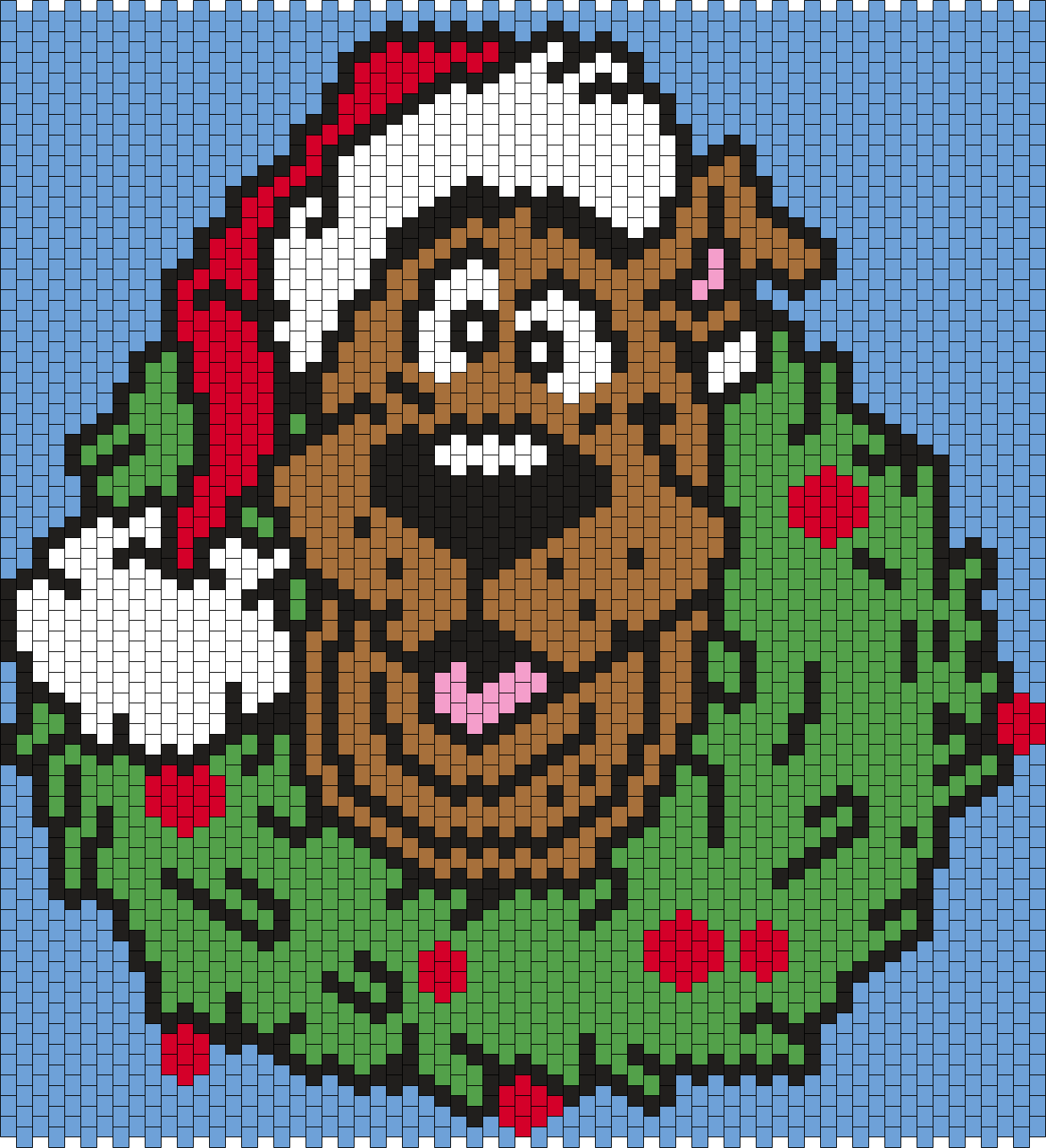 Scooby-Doo Christmas Wreth (Multi)
