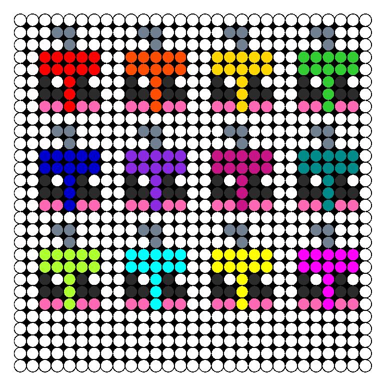 Cute Perler Bead Patterns