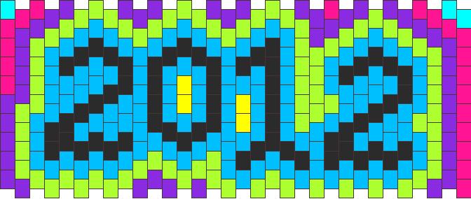 2012 Kandi Pattern