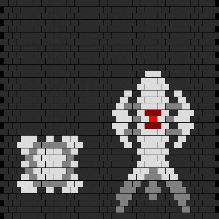 Portal Panel 2 Bead Pattern