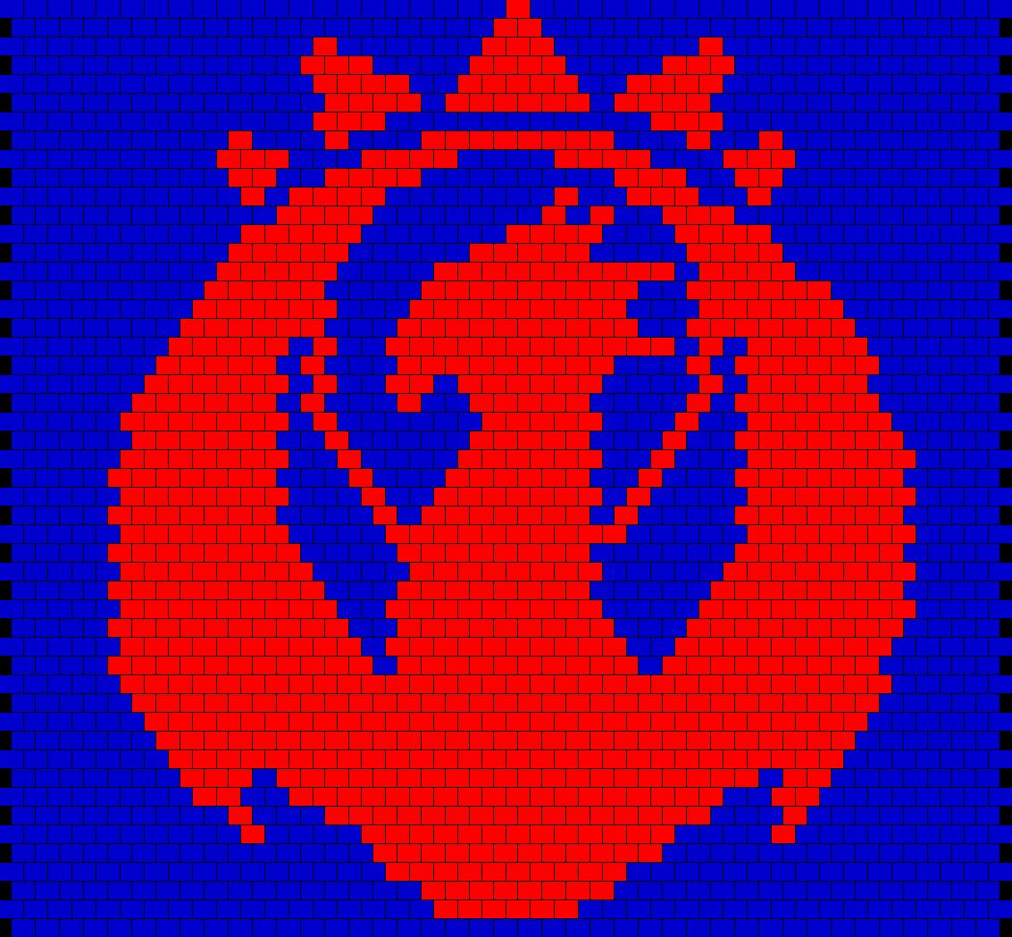 Izzet Bead Pattern