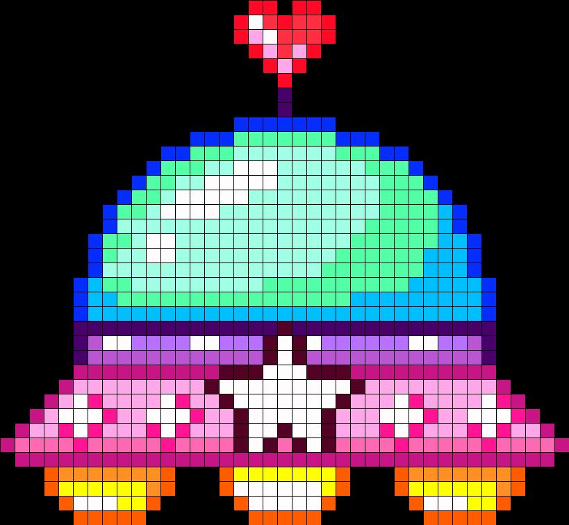 Cute UFO