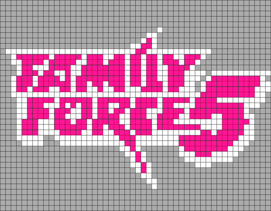Family Force 5 Perler