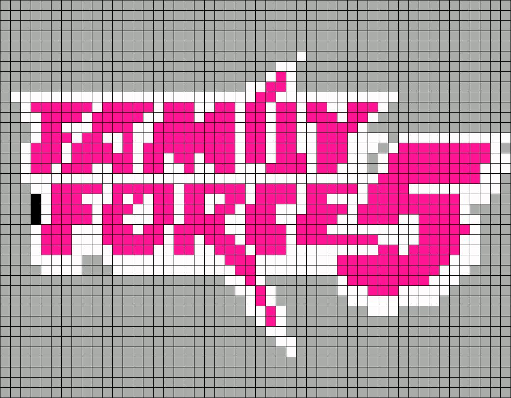 Family Force 5 Perler
