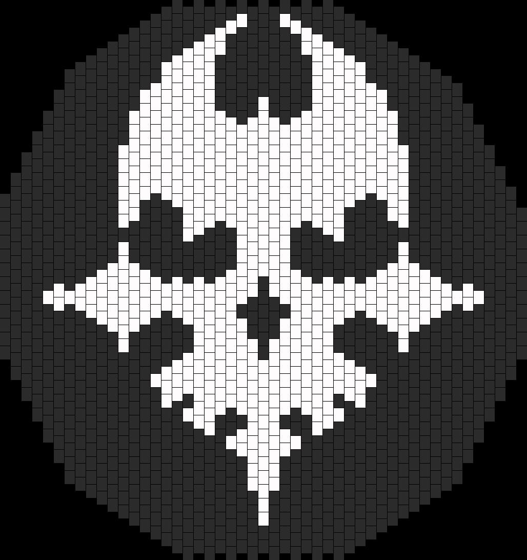 Player Pin Bead Pattern