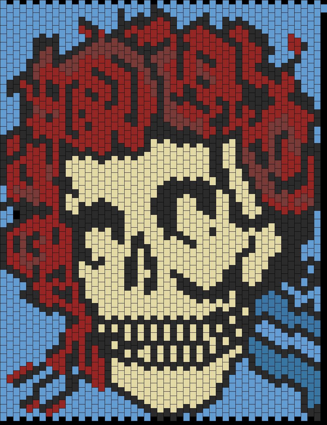 Grateful Dead Skull 2