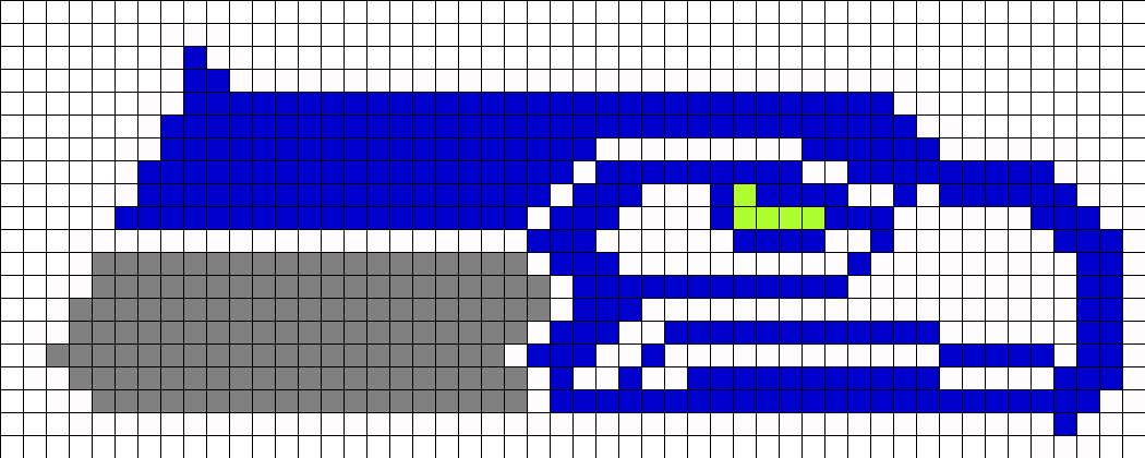 Perler Seahawks Logo
