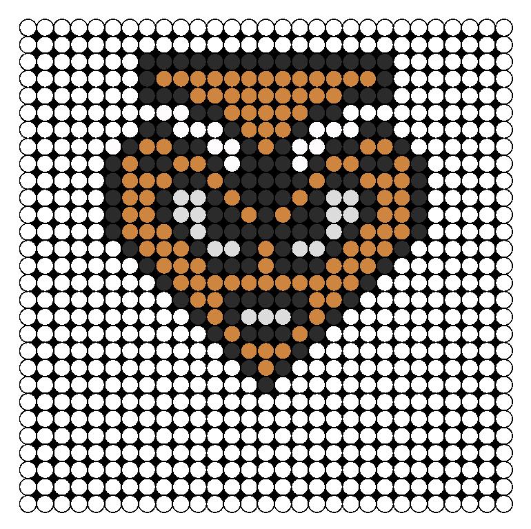 Bassment Jaxx Perler Bead Pattern / Bead Sprite