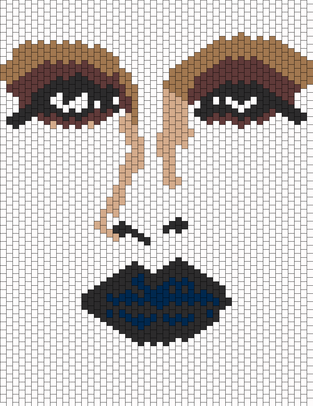 Sharon Needles Bead Pattern