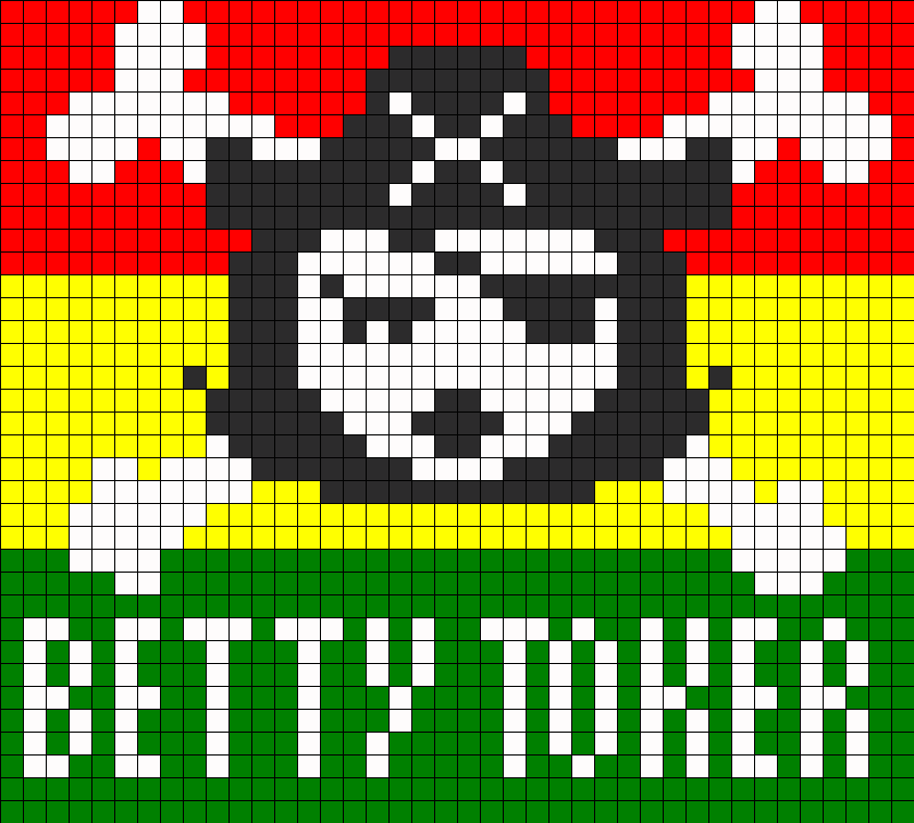Betty Toker Perler Perler Bead Pattern / Bead Sprite
