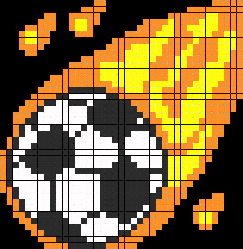 Soccer Flaming