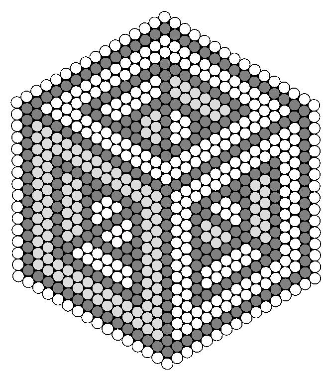 Box2 Perler Bead Pattern / Bead Sprite