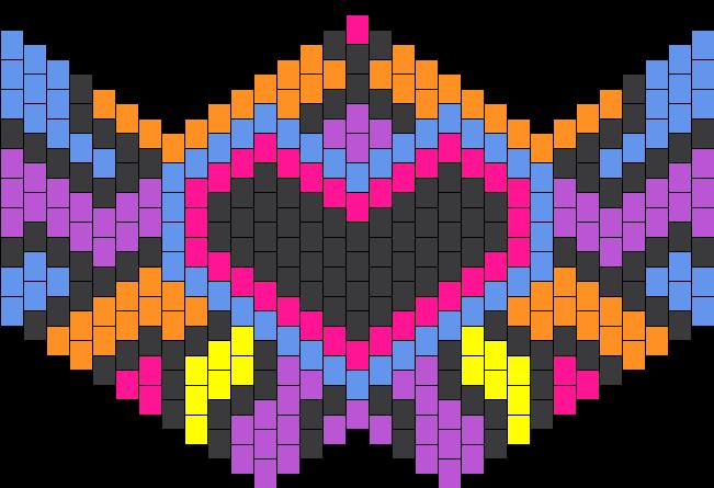 Heart Kandi Mask