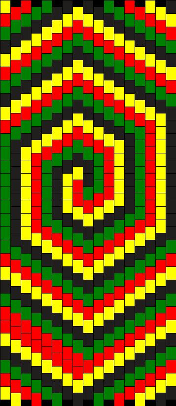 Rasta Spiral Peyote