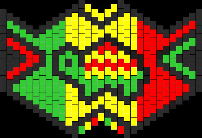 Rasta Turtle