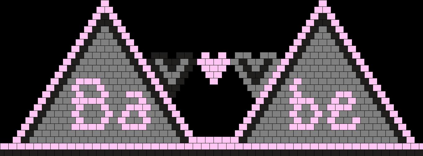 Hentai Babe Bikini Bead Pattern