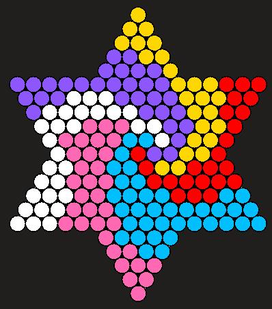 Swirl Star
