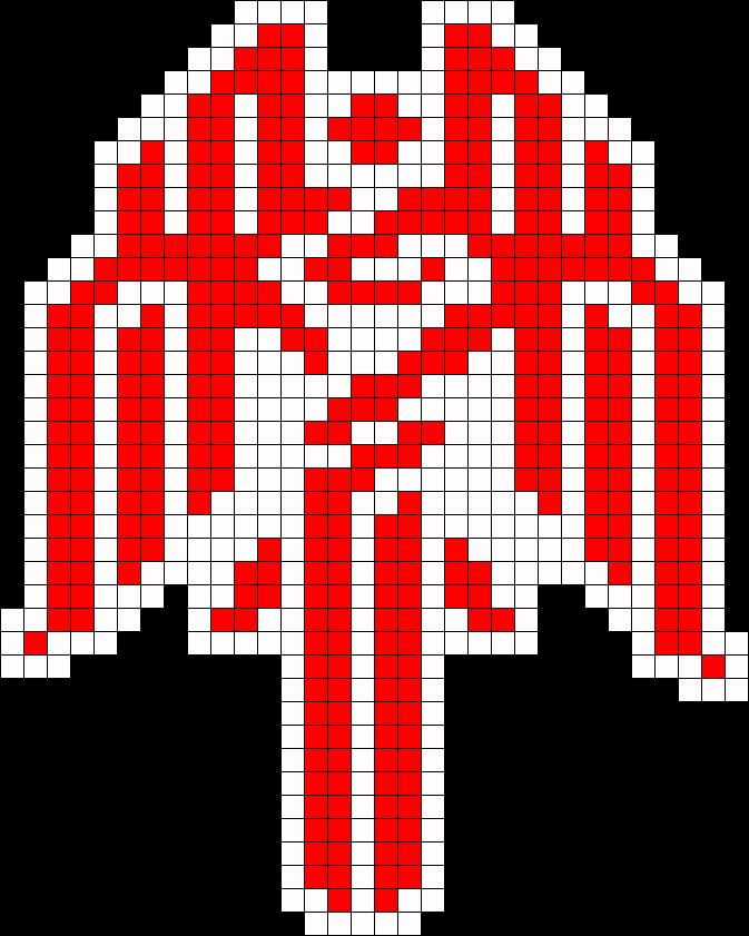 Dragon Age Kirkwall Perler Bead Pattern / Bead Sprite