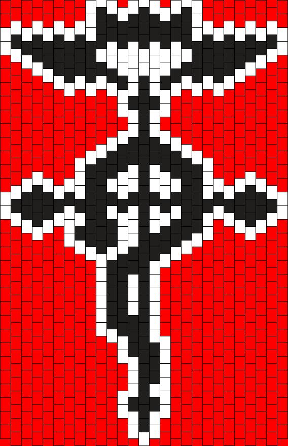 Fullmetal Alchemist Mlti Bead Pattern