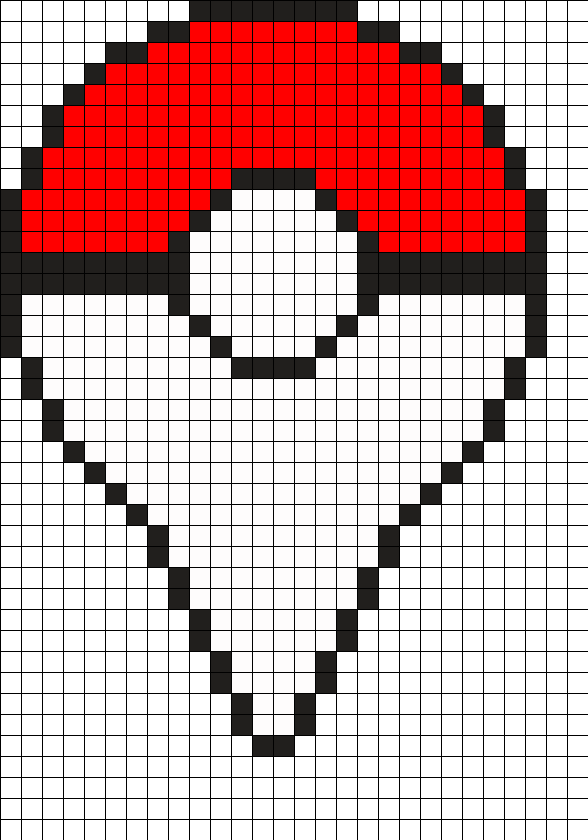 Pokemon Go Dreamcatcher Kandi Pattern