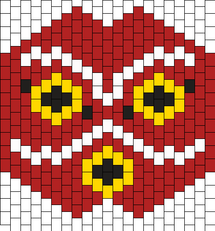 Princess Mononoke Surgical Kandi Mask