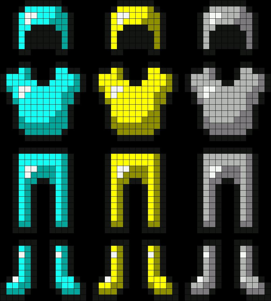 Minecrfat Armor