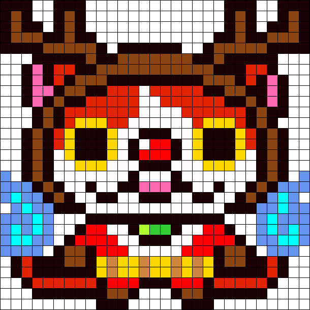 Yokai Reindeer Jibanyan