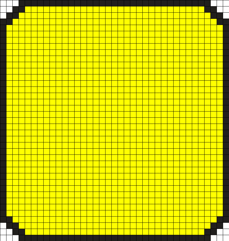 Blank Snapcode Template