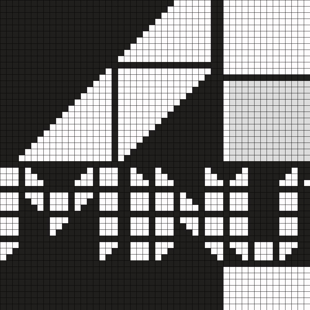 4 Minute Kpop Part 1 Perler Bead Pattern / Bead Sprite