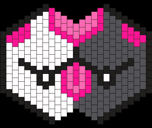 Cute Furry Mask Bead Pattern