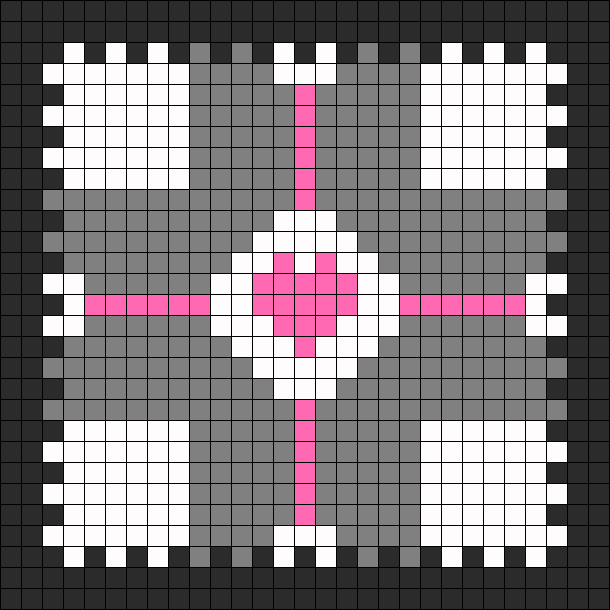 Companion Cube Puzzle Box Template 2