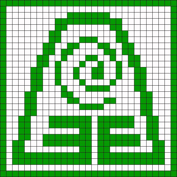 ATLA Earth Perler