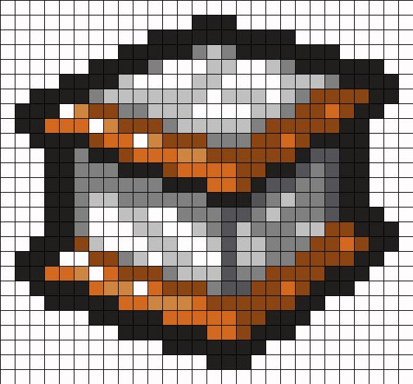 Alabaster Box BoI Perler Bead Pattern / Bead Sprite