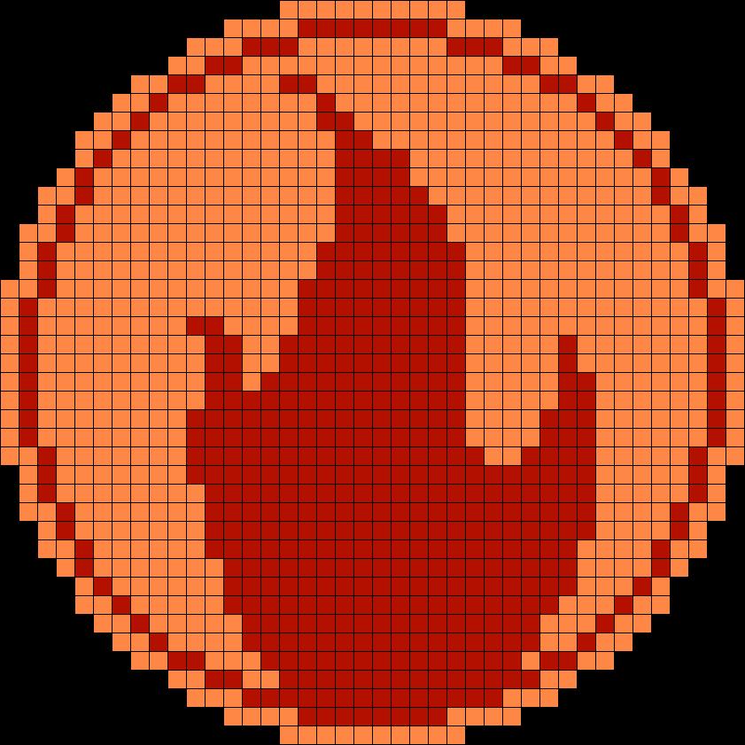 Large Pyro Emblem