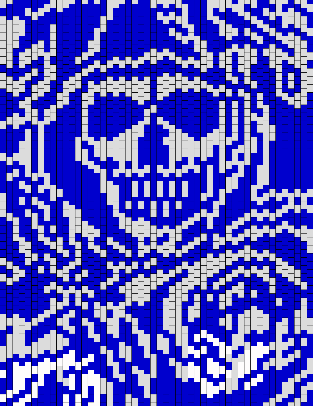 Sons Of Anarchy Bead Pattern
