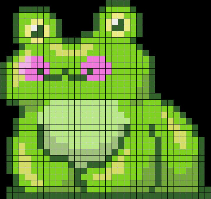 Polite Froggie
